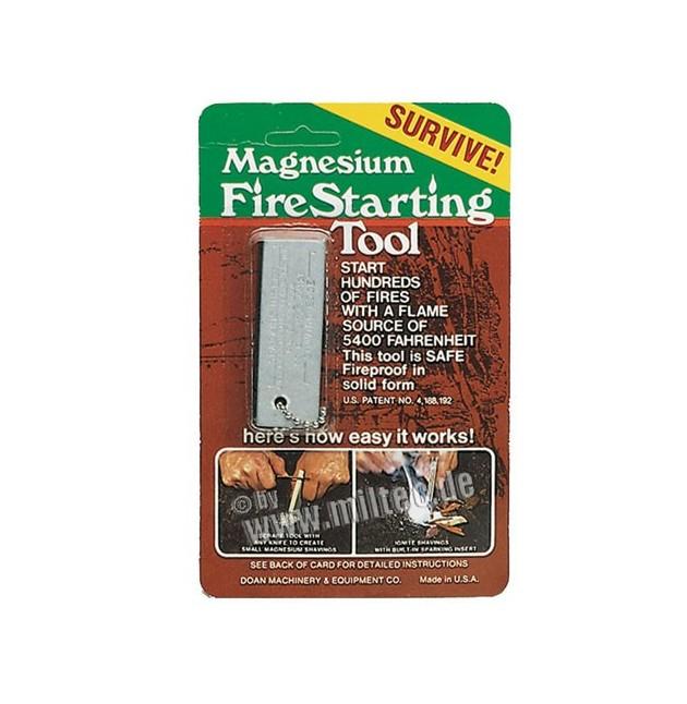 Encendedor Magnesio Original USA