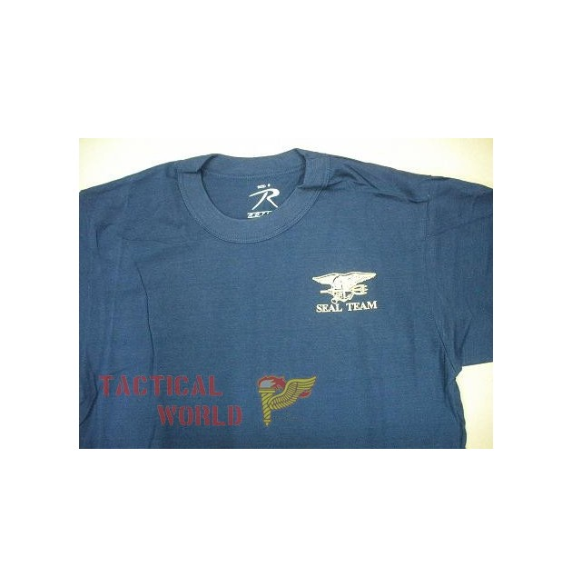 Camiseta Logo US NAVY SEAL,  Talla S