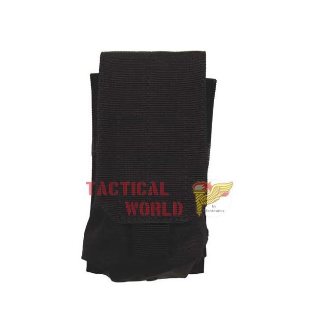 Portacargador M4 individual, negro