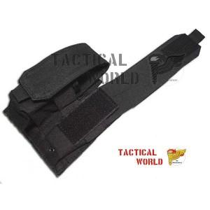 Portacargador M4 Doble, negro