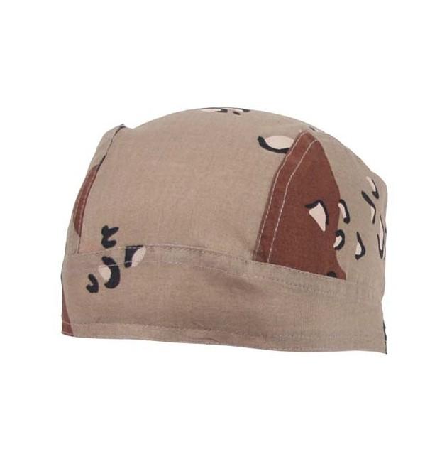 Pañuelo de cabeza, desert 6 colores