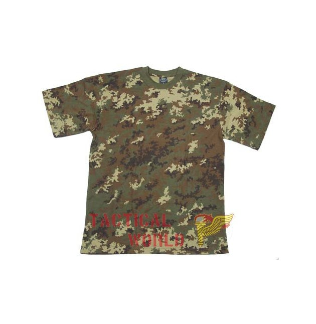 Camiseta Vegetato Woodland, Talla M