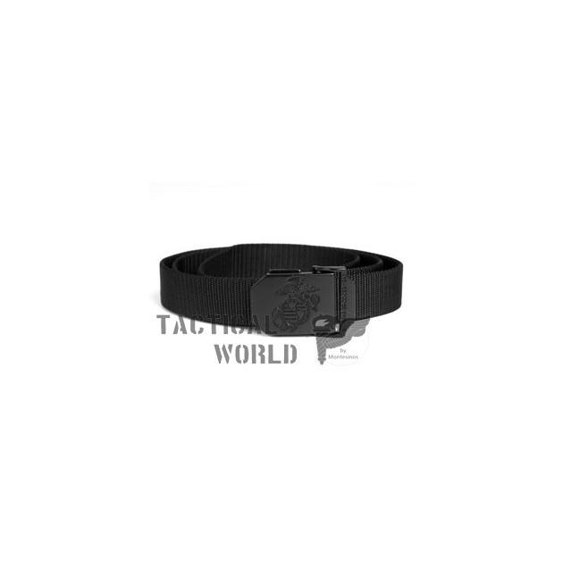 Cinturon USMC, negro