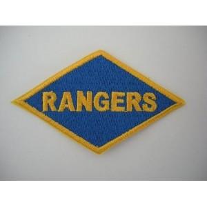 Parche RANGER, WWII