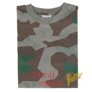 Camiseta camo Splinter, Talla M