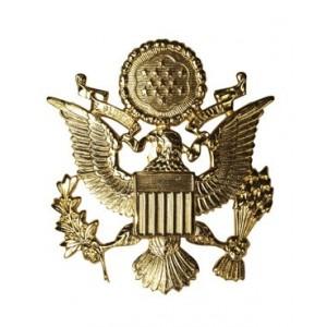 Insignia Gorra de plato Oficial USA