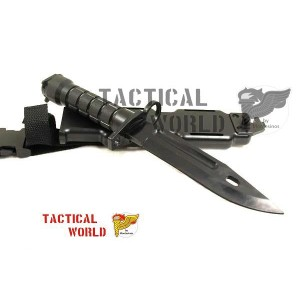 Bayoneta M9 A1 dummy negro