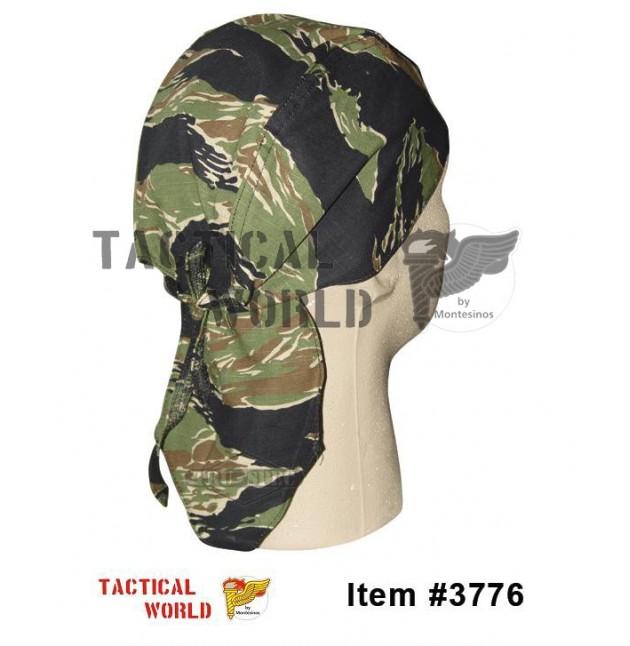 Pañuelo de cabeza, Tiger Stripe