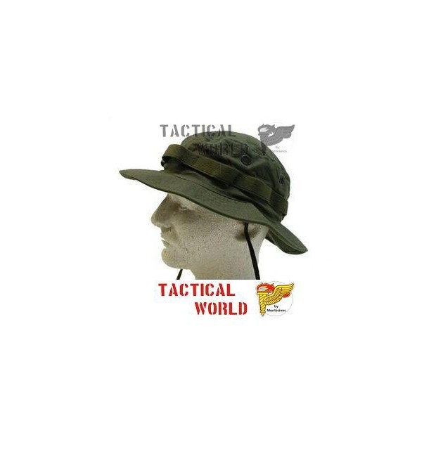Bonnie Hat  US Army, OD Green, verde Talla S