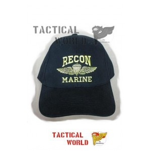 Gorra Baseball  LOGO RECON MARINES