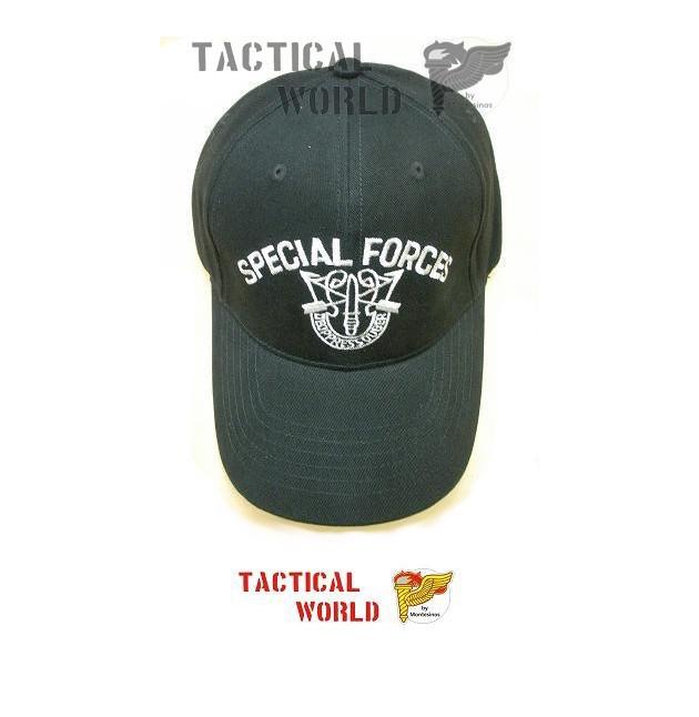 Gorra Baseball  LOGO SPECIAL FORCES