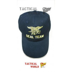 Gorra Baseball LOGO US NAVY SEAL