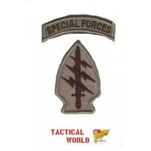 Parche  US SPECIAL FORCES , Desert