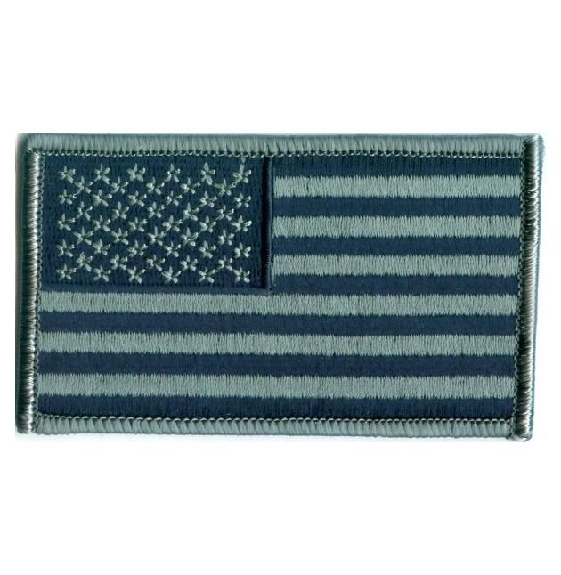 Parche Bandera USA, ACU