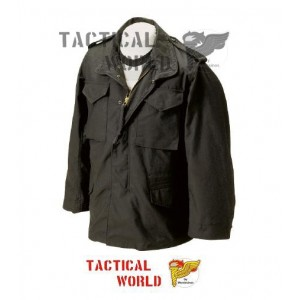 Chaqueton M 65, color Negro