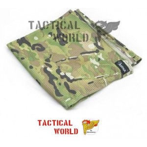 Red de cuello 150x55 Multicam / khaky