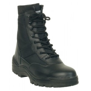 Bota Security Cuero/Cordura. Talla 40