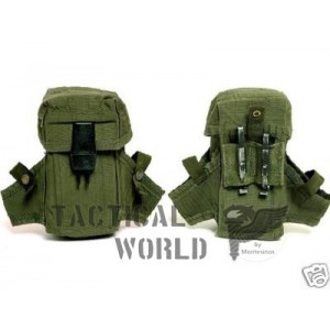 Portacargador M16 Original US ARMY/USMC, verde