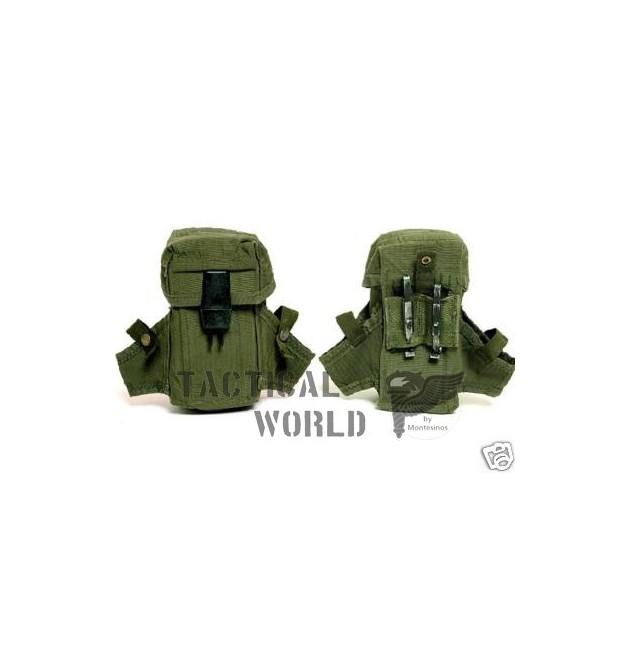 Portacargadores M16 Original, usado, verde