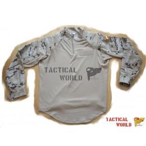 Camiseta Combate Chaleco Arido Digital ET