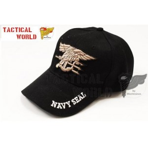 Gorra Baseball LOGO US NAVY SEAL (M2)