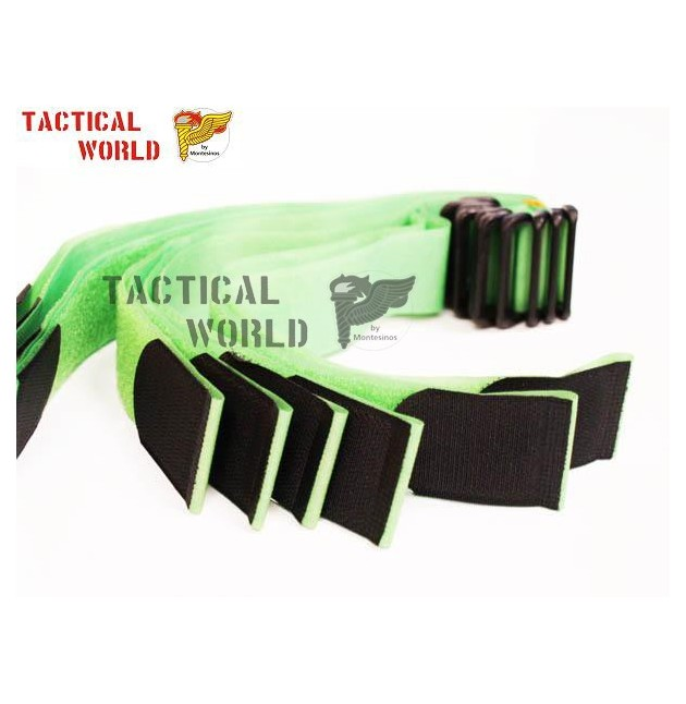 Bracelete Identificativo, color Verde