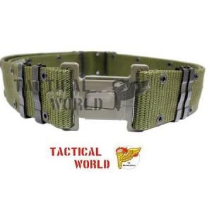 Cinturon original US ARMY/USMC, LCII, verde OD