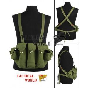 Chaleco AK 47 Vietcong