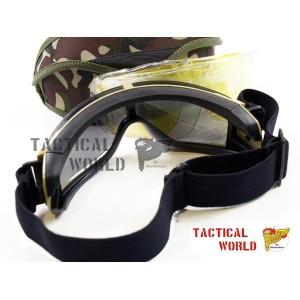 Gafas Tácticas, X800 Desert