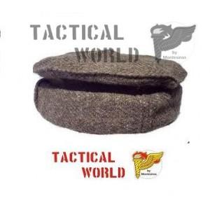 Gorro Afgano PAKOL wool GRIS