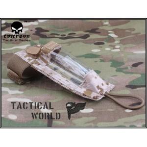 Funda GPS muñeca, camo AOR1