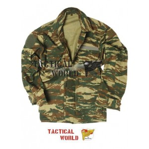 Chaqueta BDU, French Indochina camo