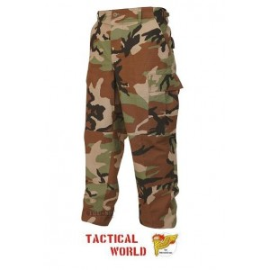 Pantalon original BDU woodland