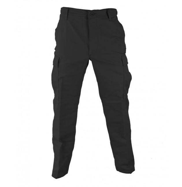 Pantalon BDU Negro