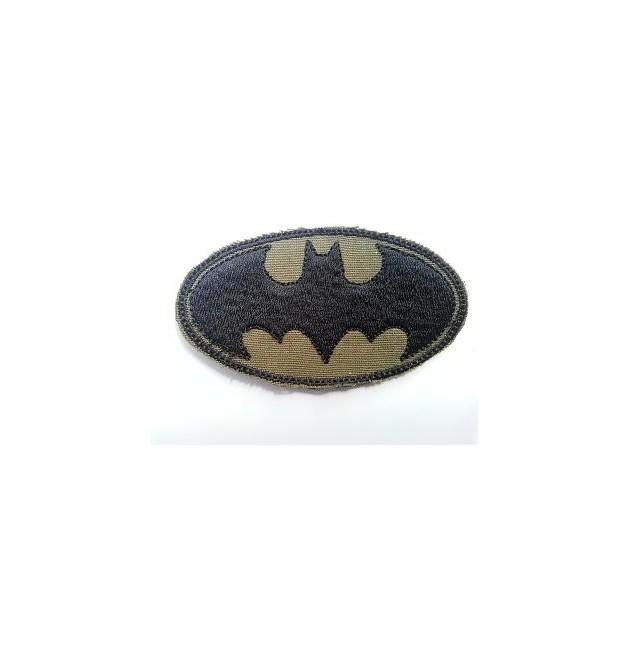 Parche BATMAN, negro/verde