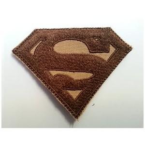 Parche SUPERMAN, desert