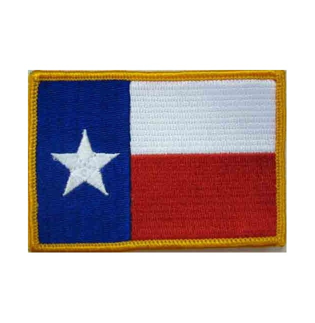 BANDERA TEXAS COLOR
