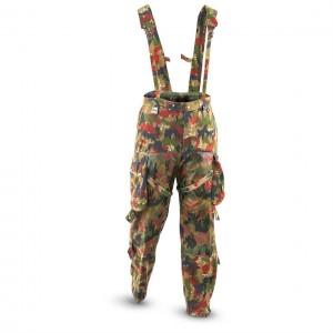 Pantalon Suizo M70, Alpenflagen