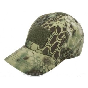 Gorra baseball camo MR