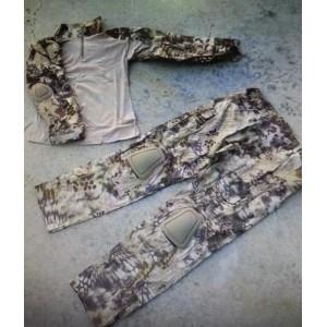 Uniforme COMBAT FROG suit, camo KRYPTEK  HIGHLANDER (HLD)