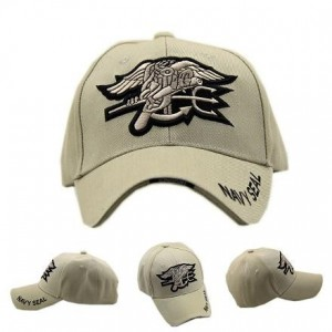 Gorra US NAVY SEAL TAN