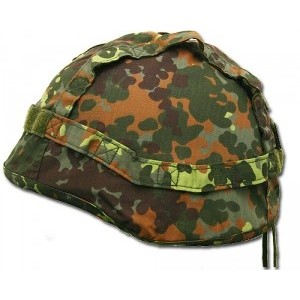 Funda casco original Flecktarn