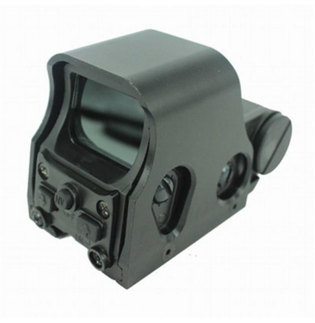 Red dot PXS3-2 style, negro
