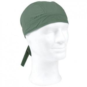 Pañuelo de Cabeza Verde OD