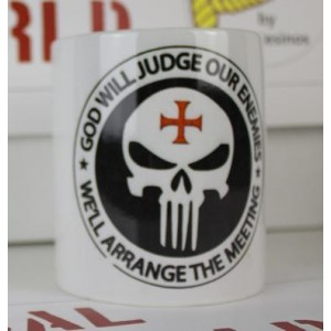 TAZA PUNISHER