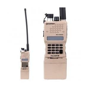 PRC 152 radio Case dummy Desert Tan