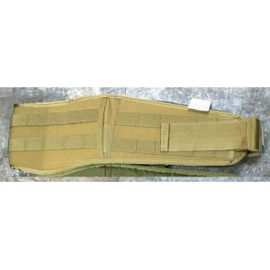 CINTURON CARRIER MOLLE, TAN