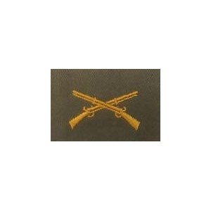 INFANTRY RIFLES US, DORADO