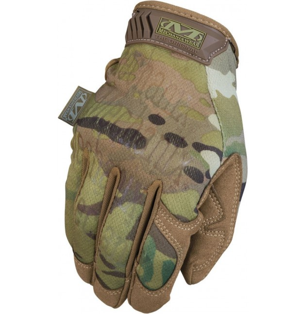 GUANTE MECHANIX ORIGINAL MULTICAM