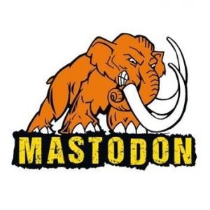 GUANTE MASTODON HEAVY DUTY II NEGRO